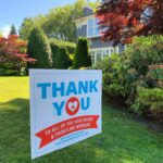 Buy a Thank You Sign and Support Operation Protect