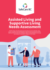 Assisted Living and Supportive Living Infographic